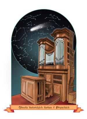 Plakát varhany