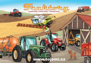 Traktory titulní color